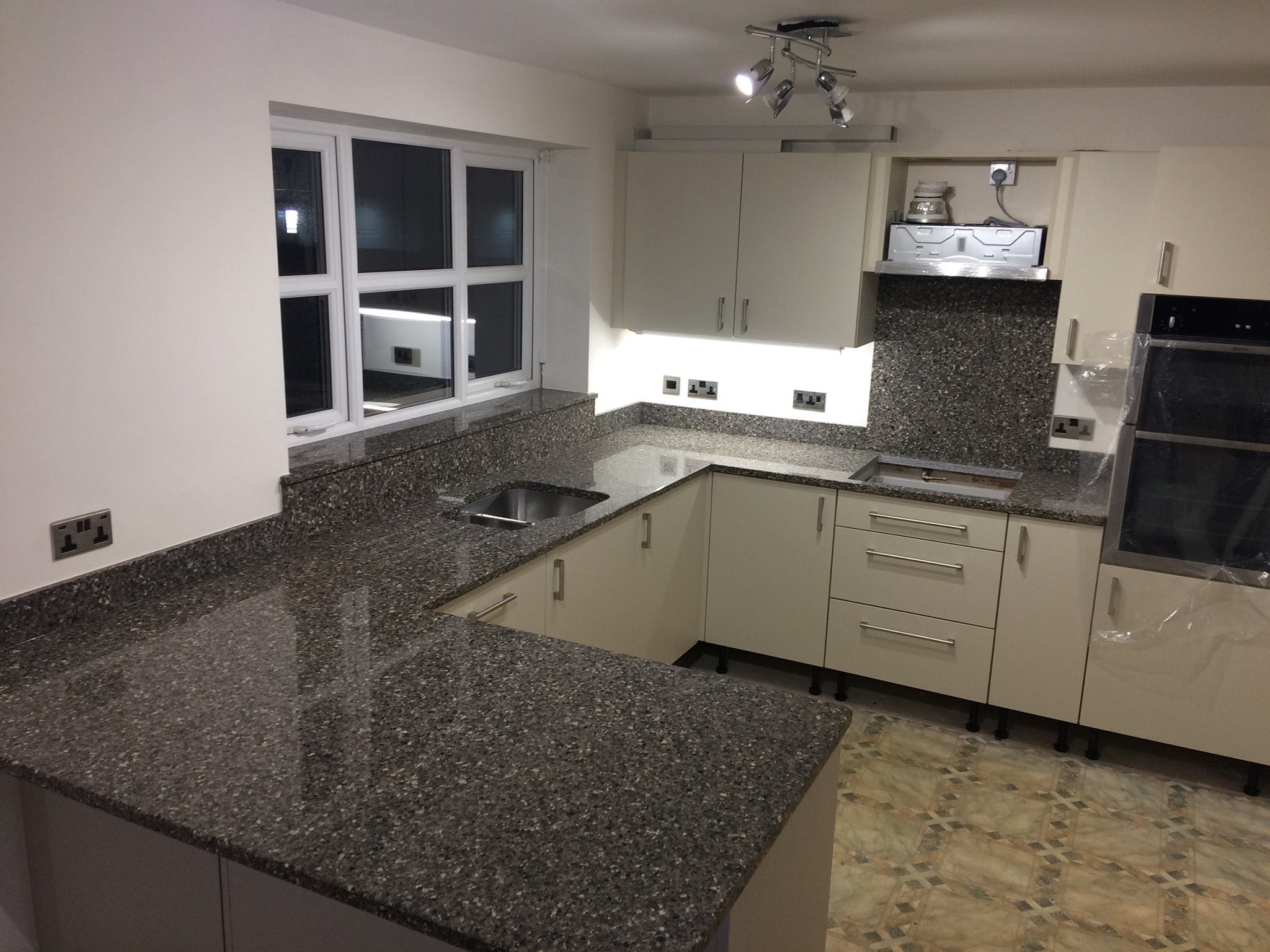 Fitted-Granite-Kitchen-In-Blackpool