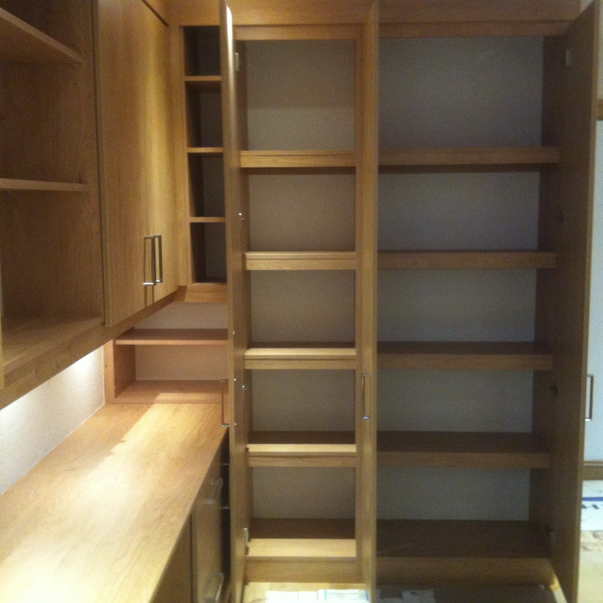 Commercial Office Cabinets