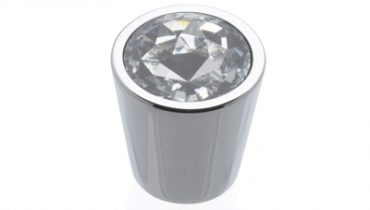 Diamante Door Knob